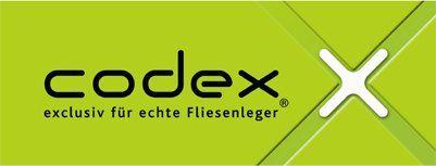 Codex - exclusiv für echte Fliesenleger